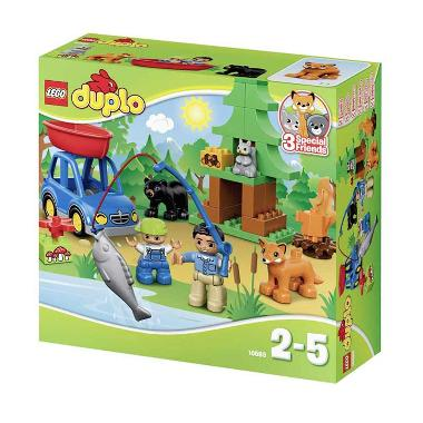 Lego Fishing Trip 10583 Mainan Block & Puzzle