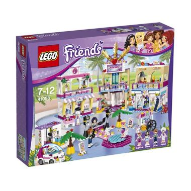 LEGO Friends Heartlake Shopping Mall 41058 Mainan Blok & Puzzle