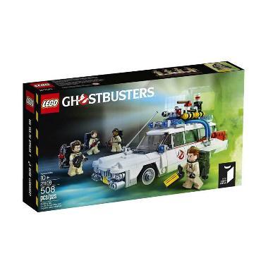LEGO Ghostbuster 21108 Mainan Blok   Puzzle 6448acab21