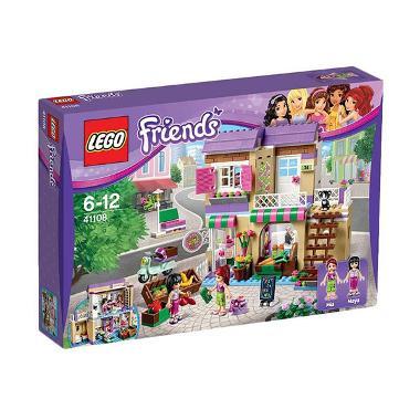 LEGO Heartlake Food Market 41108 Mainan Blok & Puzzle
