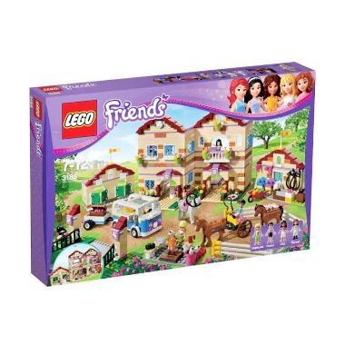 LEGO Summer Riding Camp 3185 Mainan Blok & Puzzle