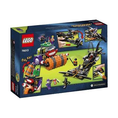 SET OF 2 NEW /& SEALED LEGO MINI BATWING 30301 Set Batman polybag DC COMICS