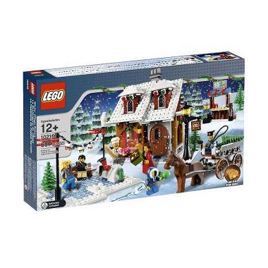 LEGO Winter Village Bakery 10216 Mainan Blok & Puzzle