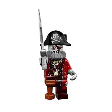 harga LEGO Monster Series 14 no 2 Zombie Pirate Minifigure Blibli.com