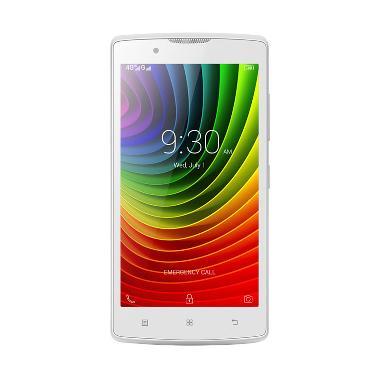 Lenovo A2010 Smartphone - Putih [8 GB/ 1 GB/ 4G LTE]