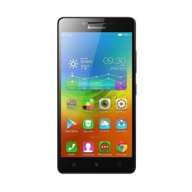 Lenovo A6000 Plus Smartphone - Black [16GB/ 2GB]