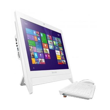 Jual Lenovo C20-05 F0B3005JID Desktop PC [19 Inch/AMD E1-7010/2 GB/Win10] Harga Rp 4220000. Beli Sekarang dan Dapatkan Diskonnya.