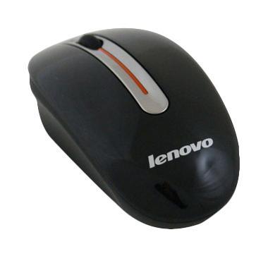 Lenovo N3903A EM Black Wireless Mouse