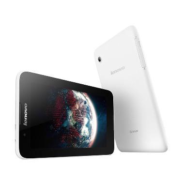 Lenovo Tab 2 A7-30 3G Tablet - Pearl White [8GB/ 1GB/ 7.0 Inch]