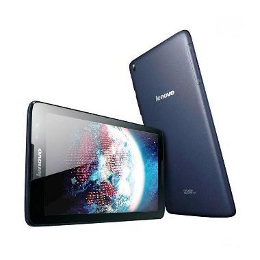 Lenovo TAB 2 A8-50 Tablet - Aqua Bl ... LTE/16 GB/ Garansi Resmi]