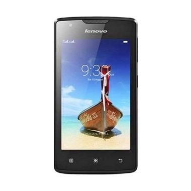 Lenovo Vibe A A1000M Smartphone - Hitam [4 GB]