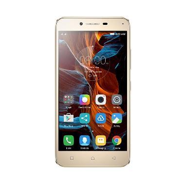 Lenovo Vibe K5 Plus Smartphone - Champagne Gold [16GB/ 2GB]