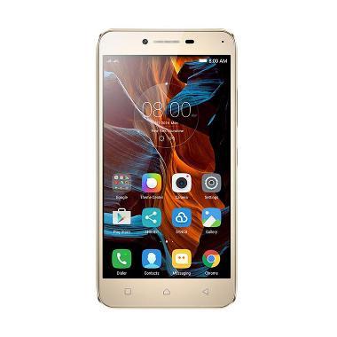 Lenovo Vibe K5 Smartphone - Gold [16 GB/RAM 2 GB]