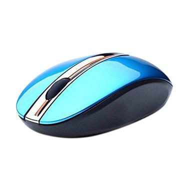 Lenovo N3903 Coral Blue Wireless Mouse