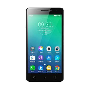 Lenovo P1M Smartphone - Black - Garansi Resmi