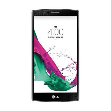 LG G4 H-818P Genuine Leather Hitam Smartphone
