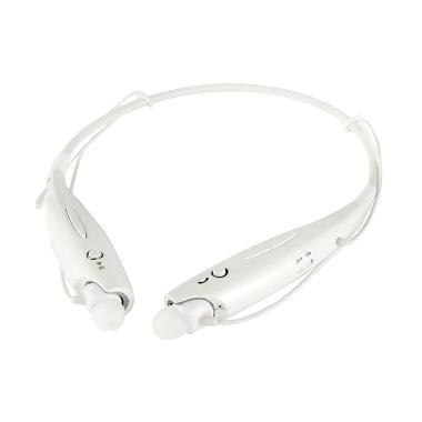 LG HBS-730 Tone Bluetooth Headset - Putih