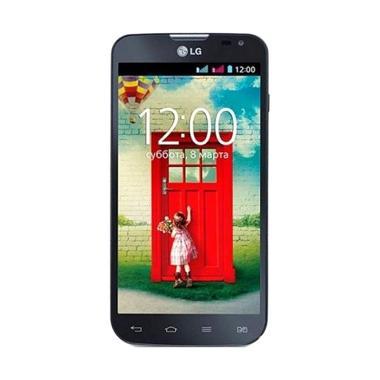 LG L90 D410 Dual Smartphone - Hitam [8GB/ 1GB]