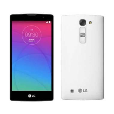 LG Magna H502F Smartphone - White [8GB/ 1GB/ 5 Inch]