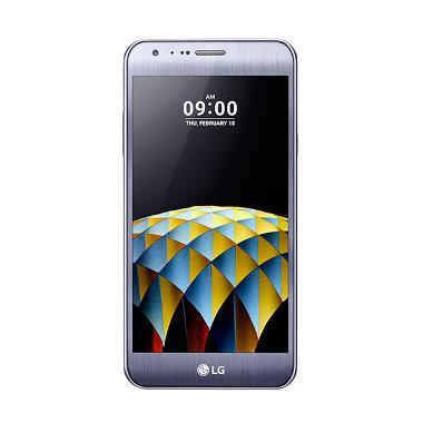 LG X Cam K580DSZ Smartphone - Titan Silver