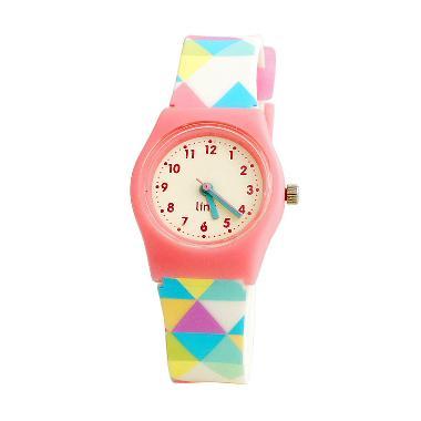 Linkgraphix Playhour PA01 Mirage Pink Jam Tangan