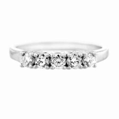 LINO Berlian Emas Putih P1508210126 Cincin [18 K]