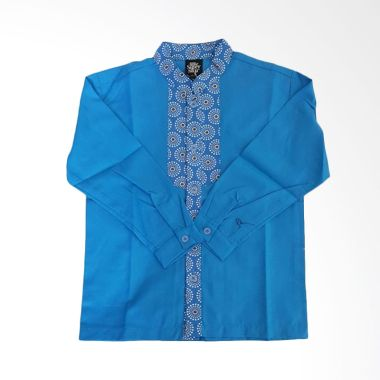 Little Superstar Rama Batik Blue Ba ...