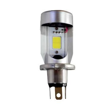 LM C00208 Moto LED H4 Hs1 Pnp Bohlam [40 W/12 V/4000 Lumens]