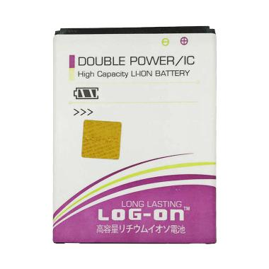 Log On Double Power Battery for Evercoss A12 [2700 mAh]