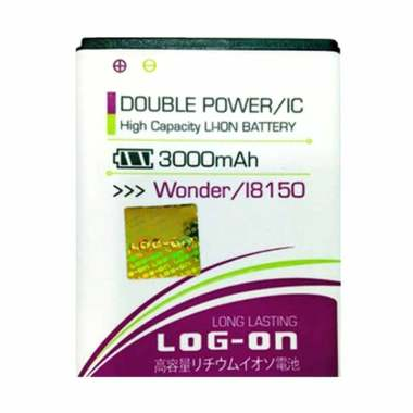Log On Battery For Samsung Galaxy Wonder i8150