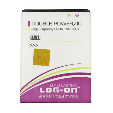 Log On Double Power Batery For Lenovo A1000 3000 MAh