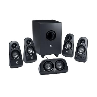 Logitech Z506 3D Surround Sound 5.1 Speaker [980-000462]