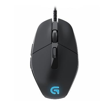 Logitech G302 Daedalus Prime MOBA Gaming Mouse [910-004210]