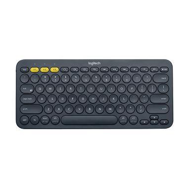 Logitech K380 Multi Device Black Bluetooth Keyboard [920-007596]