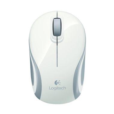 Logitech M187 Putih Mouse