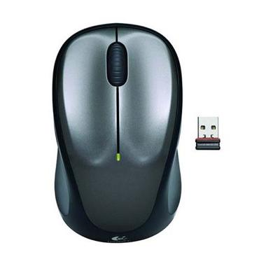 Logitech M235 Wireless Mouse - Black
