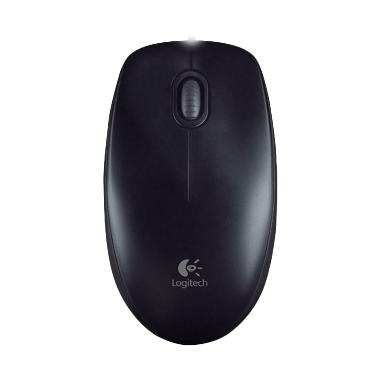 Logitech M100r Black Mouse