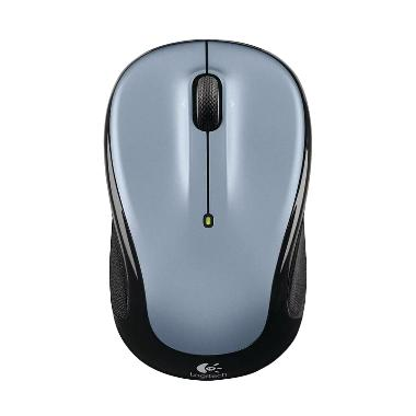 Logitech M325 Light Silver Wireless Mouse