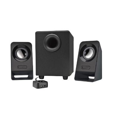 Logitech Z213 2.1 Hitam Speaker