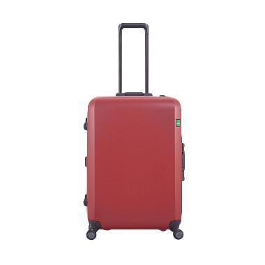 Lojel Rando Frame Koper Hardcase Medium/26 Inch [Red]