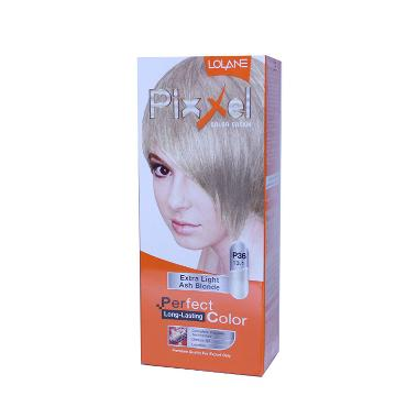 Lolane Pixxel P36 Cat Rambut - Extra Light Ash Blonde