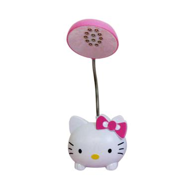 Lullaby Lampu Belajar / Lampu Emergency Karakter Hello Kitty