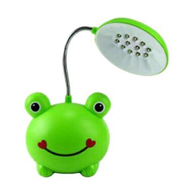 Lullaby Lampu Belajar / Lampu Emergency Karakter Keropi