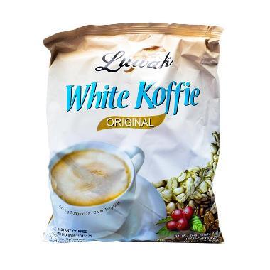 Kopi Luwak White Coffee Less Sugar Isi 20 Sachet X 20g ...
