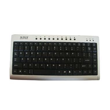 Keyboard Mini Multimedia M-Tech MTK-01