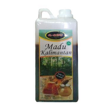 Madu Murni Alami Alqubro Kalimantan Minuman Herbal [1 kg]