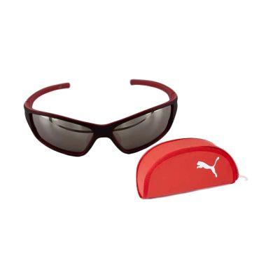 Puma Sport Sunglasses 14702 Brown-Red
