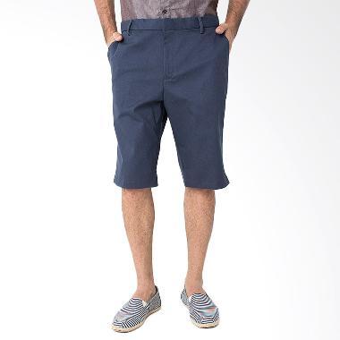 Magnificents Cotton Twill Short Pants MGB23 Celana Pendek Pria - Navy