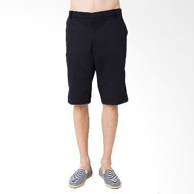 Magnificents Cotton Twill Short Pants MGB25 Celana Pendek Pria - Black