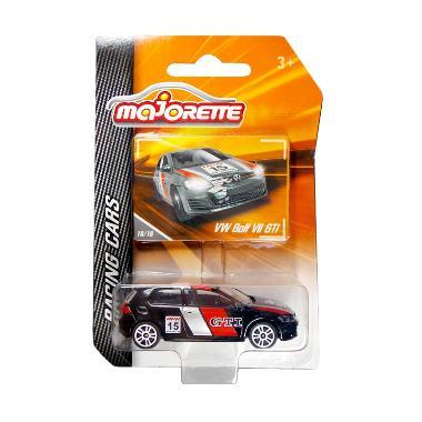Majorette Racing Cars VW Golf VII GTI Mainan Anak